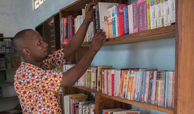 Directaid Education High School Libraries in Benin 1