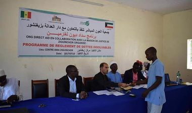 Directaid Dawa Projects Helping Debtors in Chad 1
