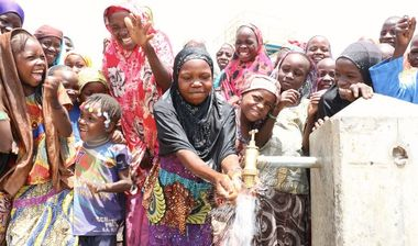 Directaid مشاريع المياه Al-Samah Well 1