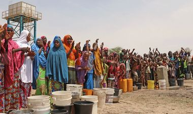 Directaid Water Projects AlRaghad Well in Burkina Faso 1