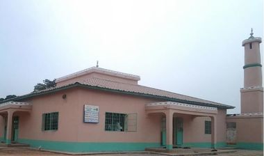 Directaid  Masjid of Al Najeeb 1