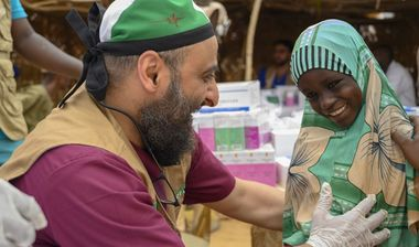 Directaid Health Medical convoys to Somali villages 7 1