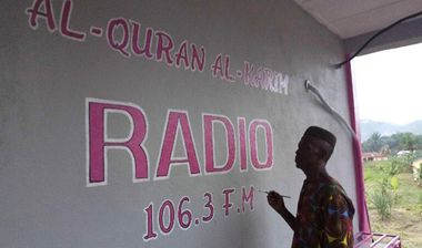 Directaid Sharing Projects  Niger Radio Development 1