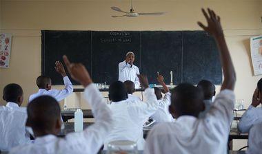 Directaid Students Scholarship Student /  Modeer Dawood Kikuji 1
