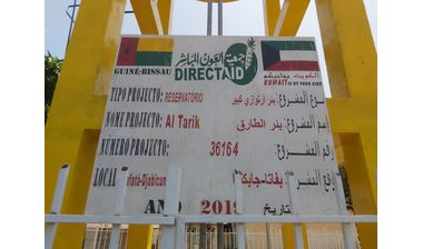 Directaid Water Projects Al-Tareq Well 2