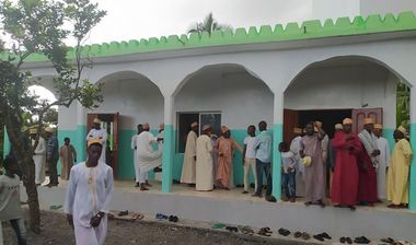 Directaid Masajid Al-Quduws Mosque 11