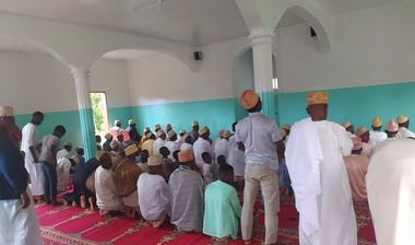 Directaid Masajid Al-Quduws Mosque 12