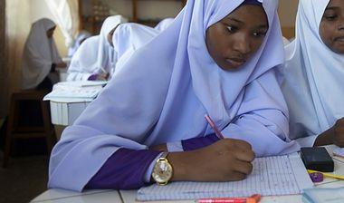 Directaid Students Scholarship Student /  Khadija bint Ahmed Sumaida 1