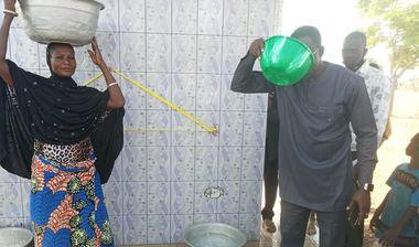 Directaid مشاريع المياه Al-Mahaba Well -8 12