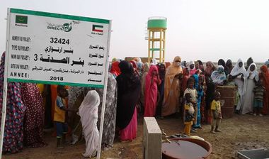 Directaid Water Projects Al-Sadqa Well 3 11