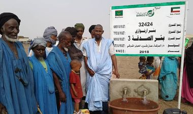 Directaid Water Projects Al-Sadqa Well 3 13