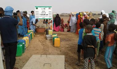 Directaid Water Projects Al-Sadqa Well 3 16