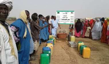 Directaid Water Projects Al-Sadqa Well 3 2