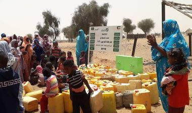 Directaid Water Projects Al-Sadqa Well 3 4