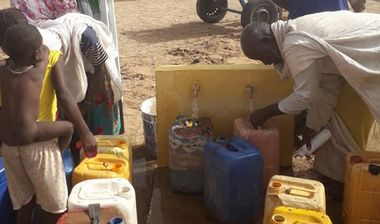 Directaid Water Projects Israa Well 9