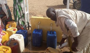 Directaid Water Projects Israa Well 11
