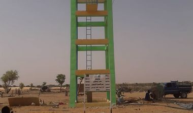 Directaid Water Projects Israa Well 12