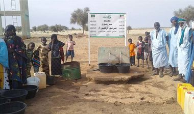 Directaid Water Projects Well of Noor AL-Rahman-4 3