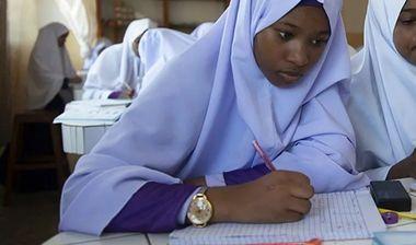 Directaid Students Scholarship Student /  Samira Muhammad Bashir 1