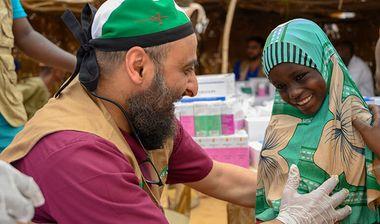 Directaid Health Medical Caravans for Own Al-Khair 1