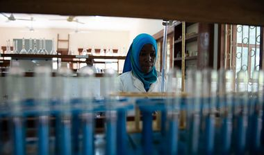 Directaid كفالة طالب Student /  Khadija Muhammad Ismail 1