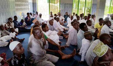 Directaid Masajid Masjid Al-Ehsan - Rwanda 10