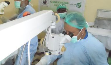 Directaid Eye Projects Eye Camp  5 1