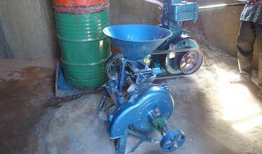 Directaid مشاريع التنمية Mill Project - Zimbabwe 1