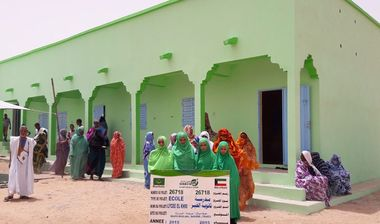 Directaid Education High School - Mauritania 1