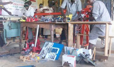 Directaid مشاريع التنمية Preparation Unit Training - 3 1