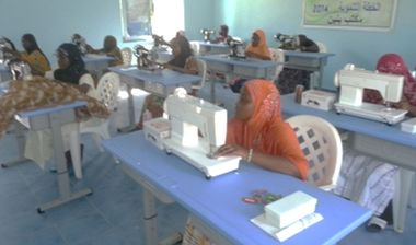 Directaid development Sewing Center - Benin 2
