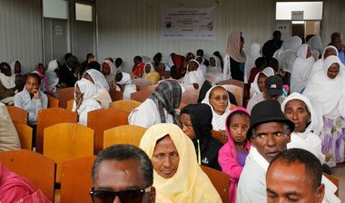 Directaid Eye Projects Eye Camp  3 3