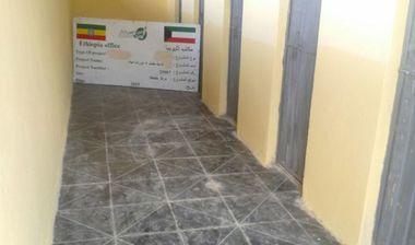 Directaid مشاريع التنمية Dining hall for orphans - 2 3