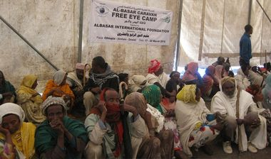 Directaid Eye Projects eye camp - 24 3