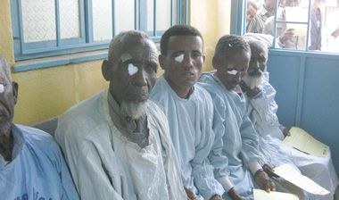 Directaid Eye Projects eye camp - 25 3