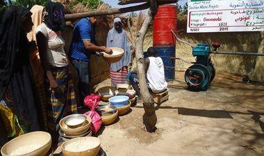 Directaid مشاريع التنمية Mill Project - Zimbabwe 3