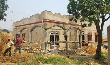 Directaid Masajid Masjid Al-Ehsan - Rwanda 1