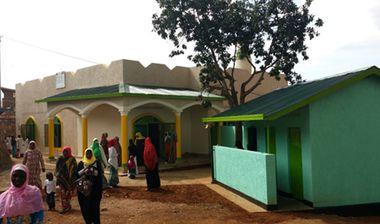Directaid Masajid Masjid Al-Ehsan - Rwanda 7