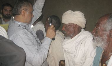 Directaid Eye Projects eye camp - 25 5