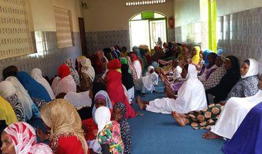 Directaid Masajid Masjid Al-Ehsan - Rwanda 8
