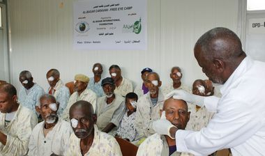 Directaid Eye Projects Eye Camp  3 6