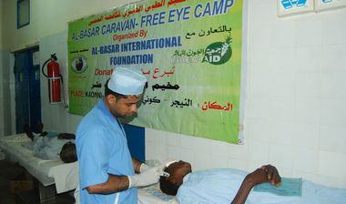 Directaid Eye Projects eye camp - 13 1