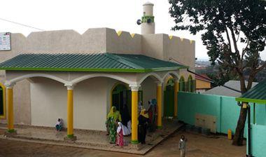 Directaid Masajid Masjid Al-Ehsan - Rwanda 6