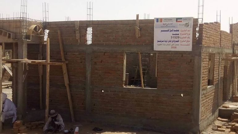 Directaid مساجد ومشاريع دعوية Ahl Al-Khair Masjid 14