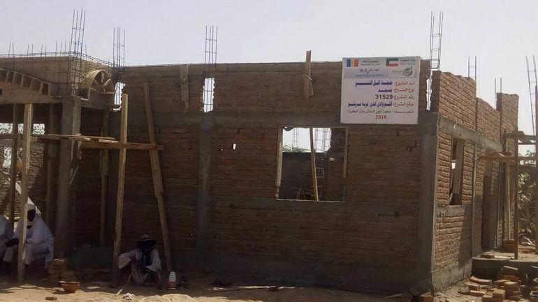 Directaid مساجد ومشاريع دعوية Ahl Al-Khair Masjid 16