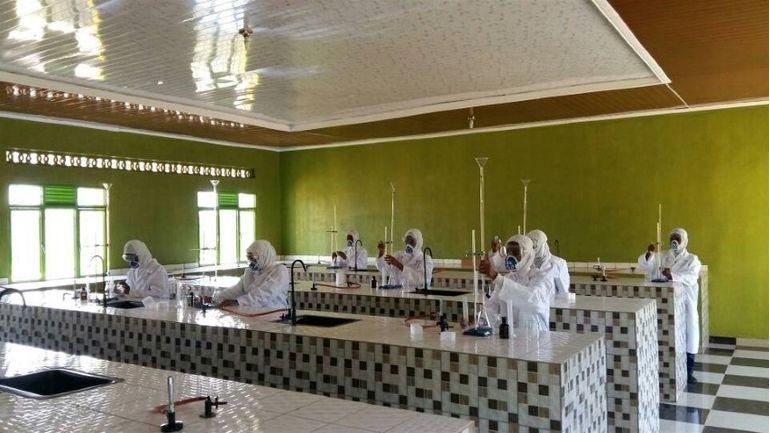 Directaid Sharing Projects  Ibn Al - Haytham Scientific Center 1