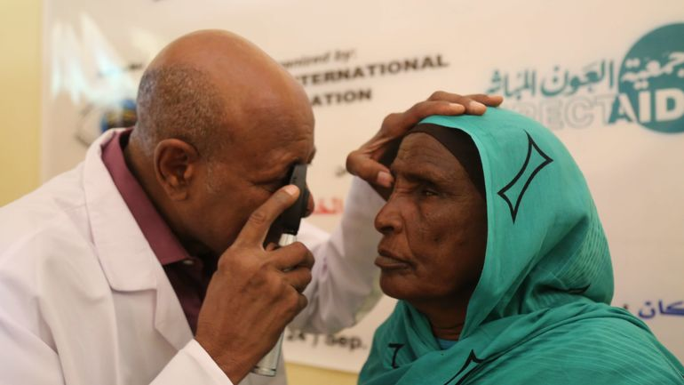 Directaid Eye Projects Eye Camp - 55 3