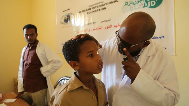 Directaid Eye Projects Eye Camp - 55 5