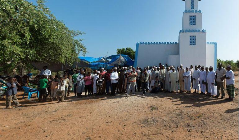 Directaid مشاريع كويت بنق Q8ping Masjid & Well - kenya 3