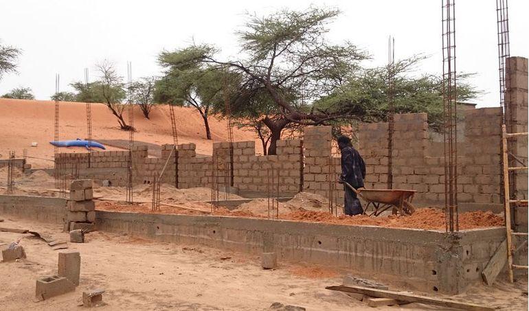 Directaid Education High School - Mauritania 2